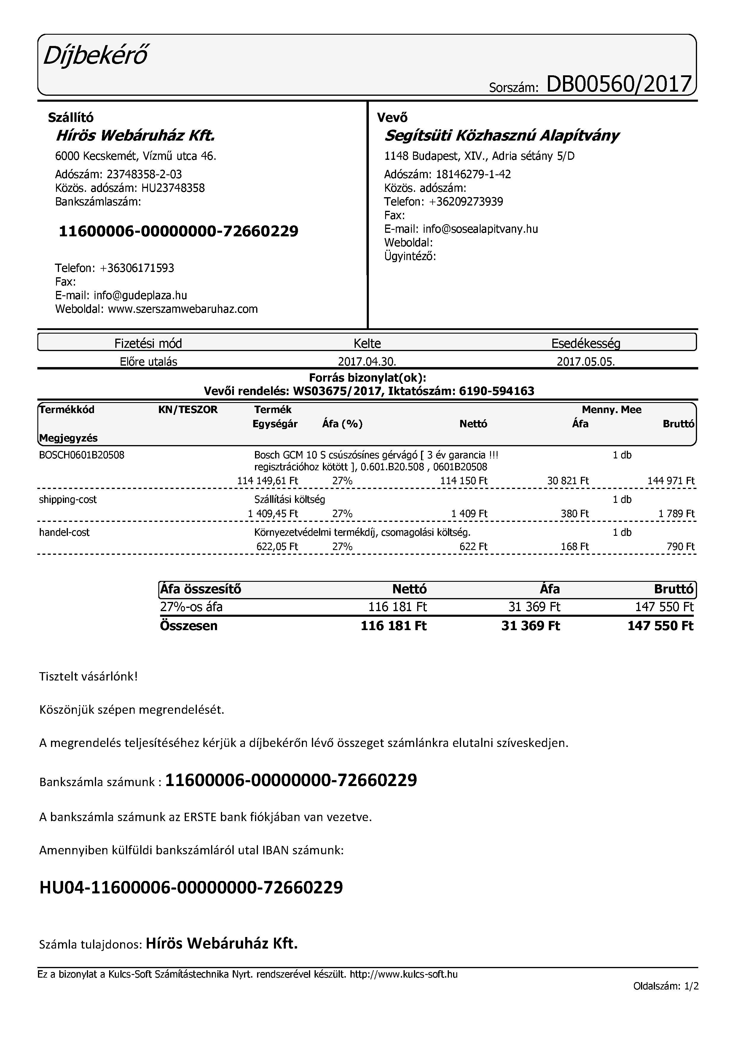 bd8f6a1f18 Segítsüti - Szuperadmin - Nyereményjáték - Elszámolási számlák ...